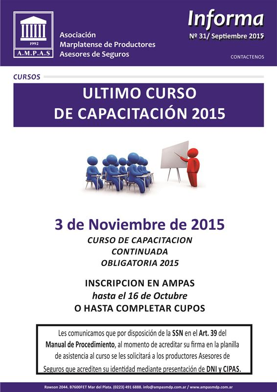 Newsletters 29 - Septiembre 2015
